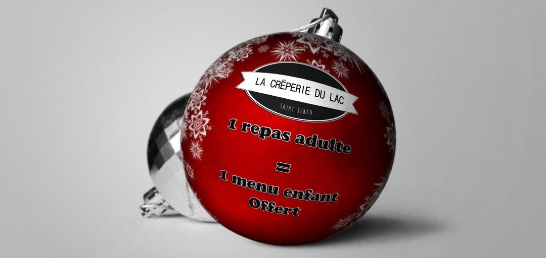 C'est Noël avant l'heure !