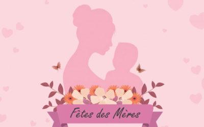 Ouverture pour la fêtes des mères